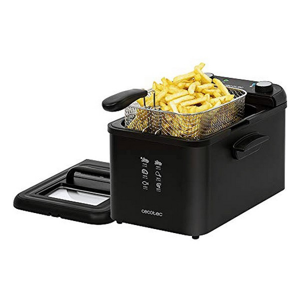 CleanFry Infinity 4000 Frityrkoker